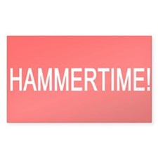 Hammertime! Decal