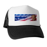 &quot;Fred Thompson 2008&quot;  Trucker Hat