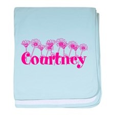Personalized Baby Childs Name baby blanket