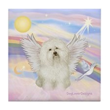 Bolognese Angel Tile Coaster
