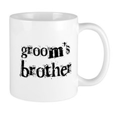 Groom's Brother Mug