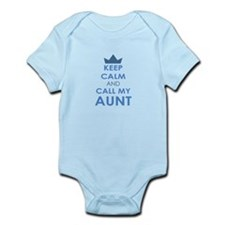 Keep Calm and Call My Aunt Body Suit