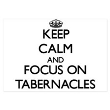 Keep Calm and focus on Tabernacles Invitations