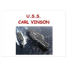 uss carl vinson Invitations