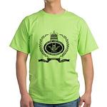 Your Masonic Pride Green T-Shirt