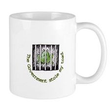 The Government Stole My Toad Mug