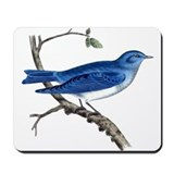 Mountain Bluebird Mousepad
