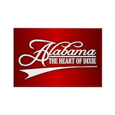 Alabama State of Mine Magnets