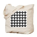 Masonic Tiles Tote Bag