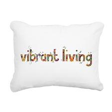 jpg logo Rectangular Canvas Pillow