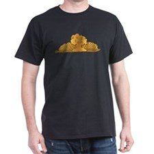 Israel - Miniature Golani Warrior Pin T-Shirt