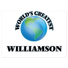 World's Greatest Williamson Invitations