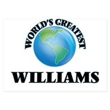 World's Greatest Williams Invitations