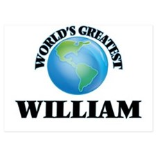 World's Greatest William Invitations