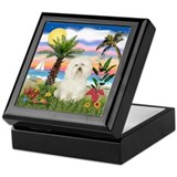 Palms & Bolognese Keepsake Box