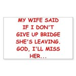 BRIDGE.png Sticker (Rectangle 50 pk)