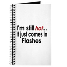Menopause Hot Flashes Journal