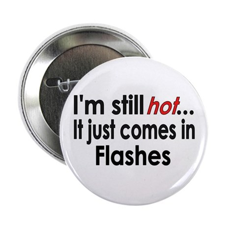 Menopause Hot Flashes Button