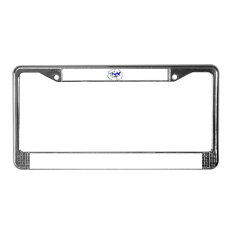 ~*Gettin a liltle Naci_1*~ License Plate Frame