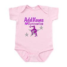BACK FLIP GYMNAST Infant Bodysuit