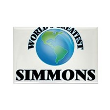 World's Greatest Simmons Magnets