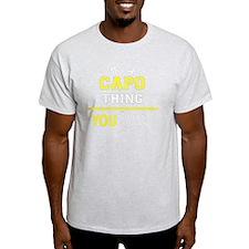 Cute Capo T-Shirt