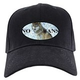Wolf featured Baseball Hat