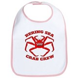 BERING SEA CRAB CREW Bib