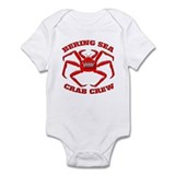 BERING SEA CRAB CREW Onesie