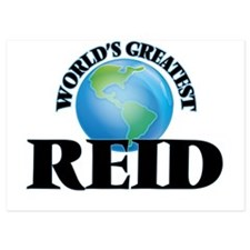 World's Greatest Reid Invitations