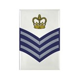 RAF Flight Sergeant<BR> 10 Magnets