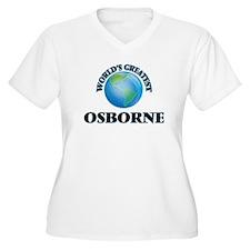World's Greatest Osborne Plus Size T-Shirt