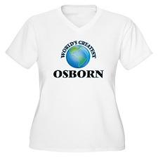 World's Greatest Osborn Plus Size T-Shirt