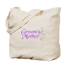 Groom's Mother(clef) Tote Bag