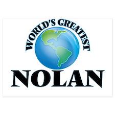World's Greatest Nolan Invitations