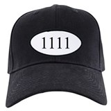 1111 Baseball Hat