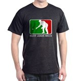 Major League Bocce (DARK SHIR T-Shirt
