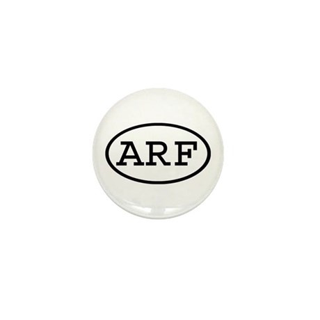 ARF Oval Mini Button (10 pack)
