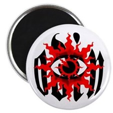 Odin's Eye Magnet (white)