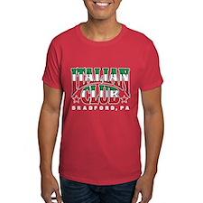 The Italian Club colors of It T-Shirt
