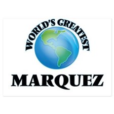 World's Greatest Marquez Invitations