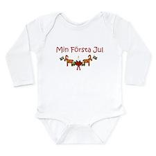 Cute My first Long Sleeve Infant Bodysuit
