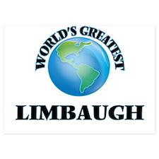 World's Greatest Limbaugh Invitations