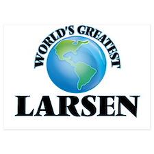World's Greatest Larsen Invitations