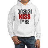Cancer Can Kiss My Ass Jumper Hoody