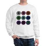 A Rainbow of Sheep Sweatshirt