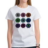 A Rainbow of Sheep Tee