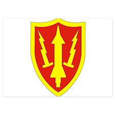 Army Air Defense Command Invitations
