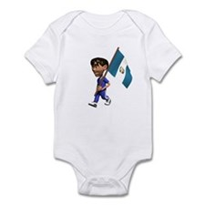 Guatemala Boy Infant Bodysuit