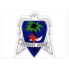 551st Airborne Infantry Regiment Milit Invitations